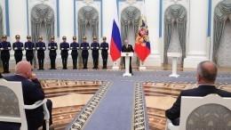 Путин назвал 24июня днем славы итриумфа России навсе времена
