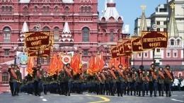Подвигу фронтовиков отдали дань памяти иуважения: Как прошел Парад Победы вМоскве