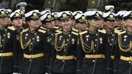 Парады вчесть 75-летия Победы прошли повсей России