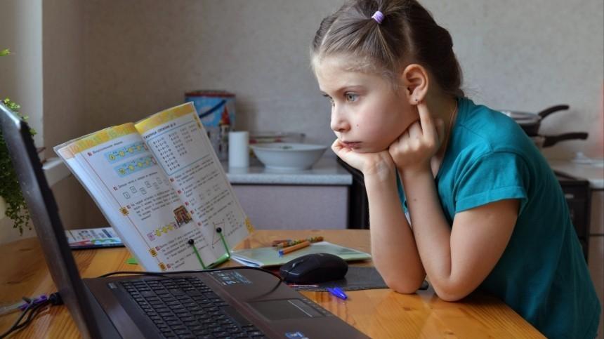 Опыт дистанционного обучения вшколах применят при вспышках простудных заболеваний