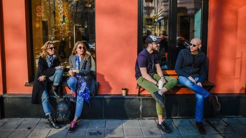 Как будут работать веранды итеррасы ресторанов Петербурга с29июня?