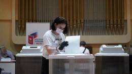 Второй день голосования попоправкам вКонституцию проходит вРоссии