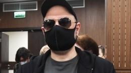 Первое видео изздания суда после оглашения приговора Кириллу Серебренникову