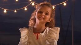 «Нужно нежной очень быть»: шестилетняя актриса охарактере своей героини Ассоль