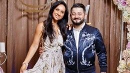 «Огоньян!»— Михаил Галустян выложил всеть редкое фото жены