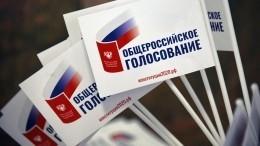 ВМоскве выявили создателя фейка оголосовании попоправкам вКонституцию