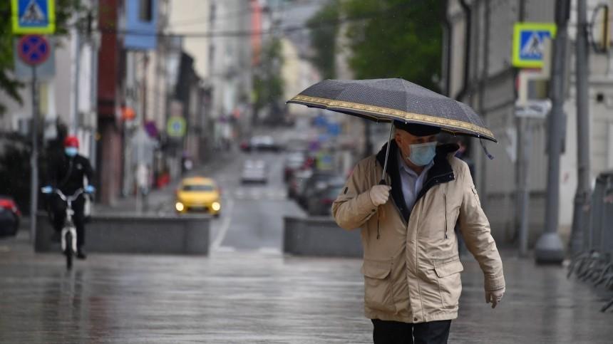 Российские регионы оказались под властью разгула стихии