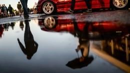 ВПетербург возвращаются дожди