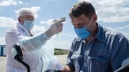 Обускорении распространения пандемии коронавируса предупредили вВОЗ
