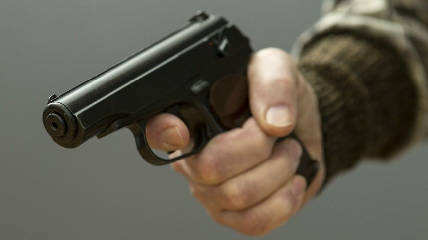 Трое злоумышленников расстреляли человека вКраснодаре