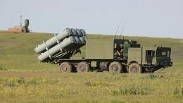 Видео стрельбы ракетного берегового комплекса «Бал» вЧерном море