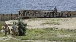 Жители Саратовской области вышли намитинг, чтобы отстоять пляж уэкс-чиновника