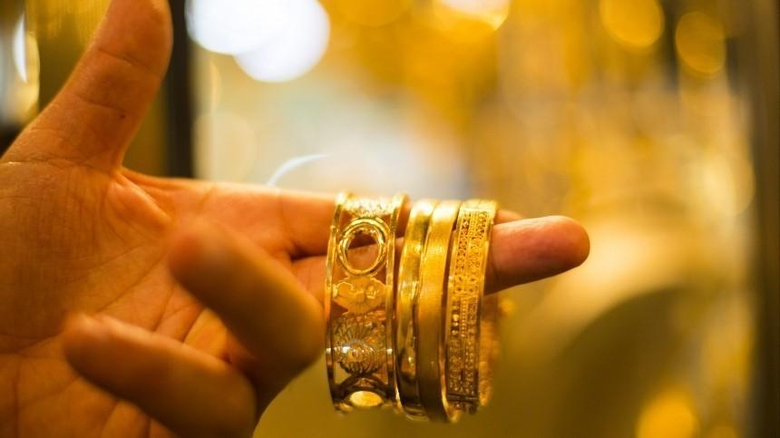Ювелиры предупредили овероятном подорожании золота на30%