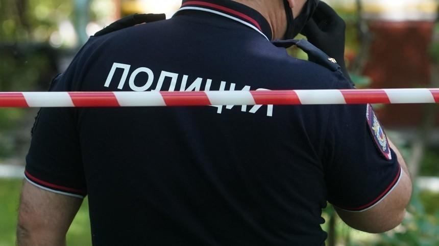 Навальнист поджег палатки для голосования вПодольске