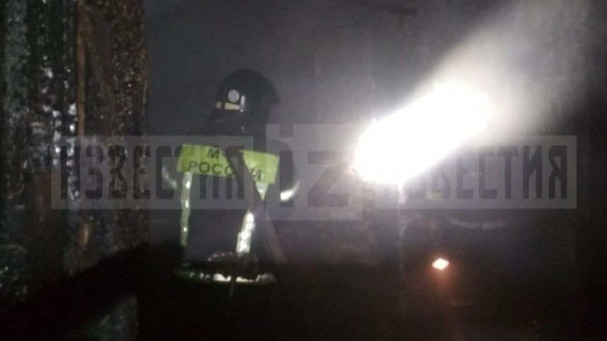 Пять человек сгорели вжилом доме вАмурской области