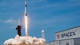 Видео: SpaceX запустила спутник собновленной системой GPS наорбиту