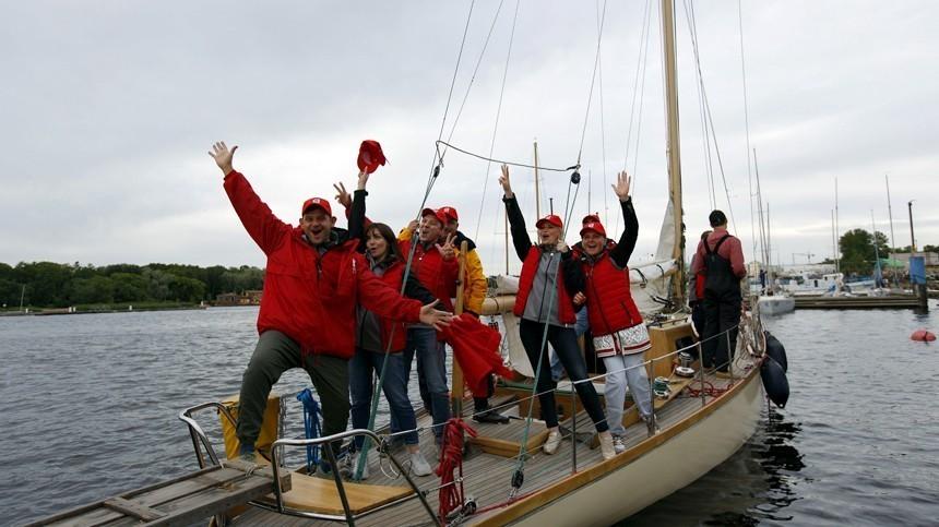 Команда Пятого канала примет участие вблаготворительной регате «Свет. Дети»