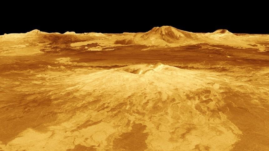Российские ученые снимут панораму Венеры ивидео посадки наееповерхность