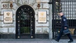 Уроссийского посольства вБерлине выстроилась очередь изжелающих проголосовать
