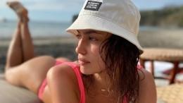 «Душа замирает»: Ирина Шейк вполупрозрачном нижнем белье влюбила всебя фанатов