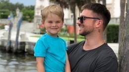 Шестилетний сын Сергея Лазарева поучаствовал вфотосессии, как звезда— видео
