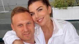 Анна Седокова поздравила возлюбленного сднем рождения