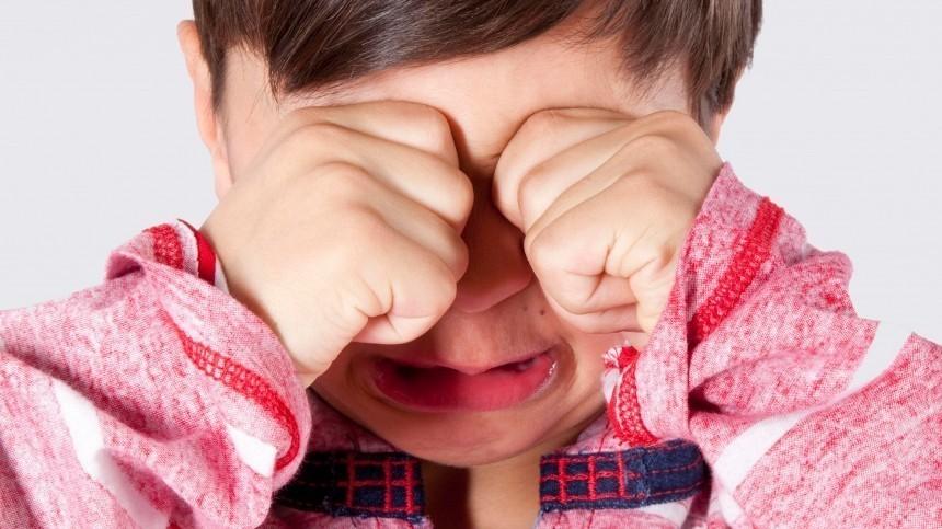 ВМоскве брошенного ребенка обнаружили вздании ломбарда