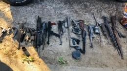 Жители Петербурга делали боевое оружие изнаходок времен Великой Отечественной