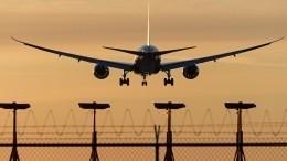 Росавиация продлила запрет намеждународное авиасообщение доконца июля