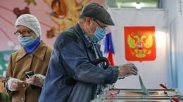 Голосование 1июля было проведено срекордно низким числом нарушений