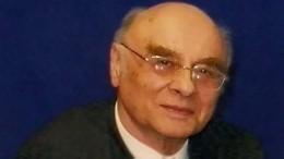 Скончался поэт Борис Дубровин, автор хитов Кобзона, Антонова иЛещенко