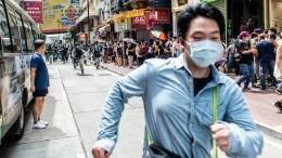 Гонконг захлестнула новая волна протестов— видео
