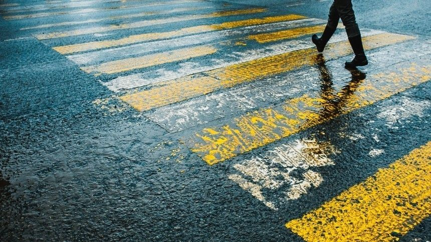 Вице-президент Morgan Stanley сбил пешехода вцентре Москвы