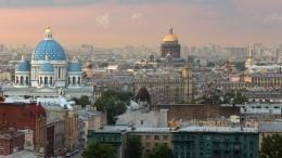 Петербург проголосовал застабильность вбудущем иразвитие культуры