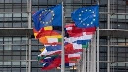 Закрытый из-за пандемии офис Европарламента обокрали вБрюсселе