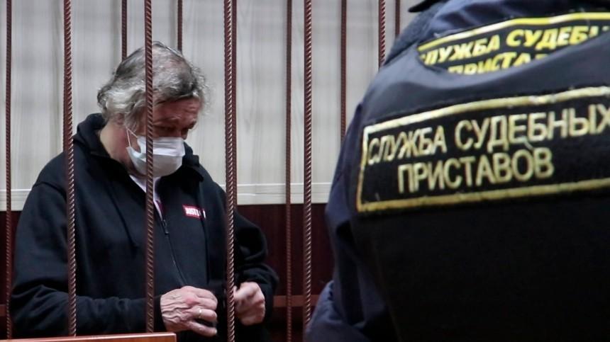 Адвокат: уже готовы три гражданских иска кМихаилу Ефремову