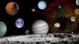 Парад планет. Как смотреть редкое астрономическое явление 4июля?