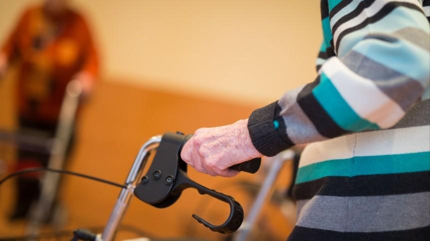 Пенсионер досмерти забил соседа попалате ходунками вмосковской больнице