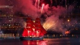 «Одно большое чудо»: Праздник «Алые паруса» поразил жителей разных уголков Земли