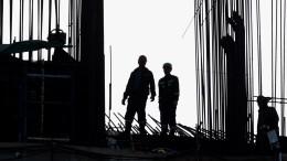 Четверо рабочих погибли вовремя обрушения настройке вКировской области