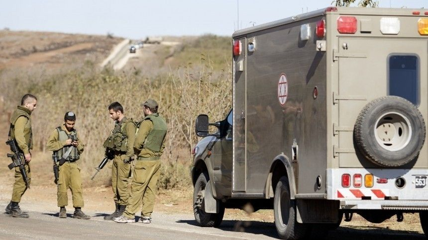 Две ракеты прилетели натерриторию Израиля изсектора Газа