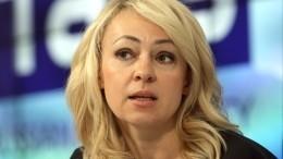 Рудковская пригрозила сбивать дроны папарацци над своим домом