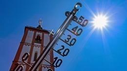 Вкаких регионах России ожидают аномальную жару?