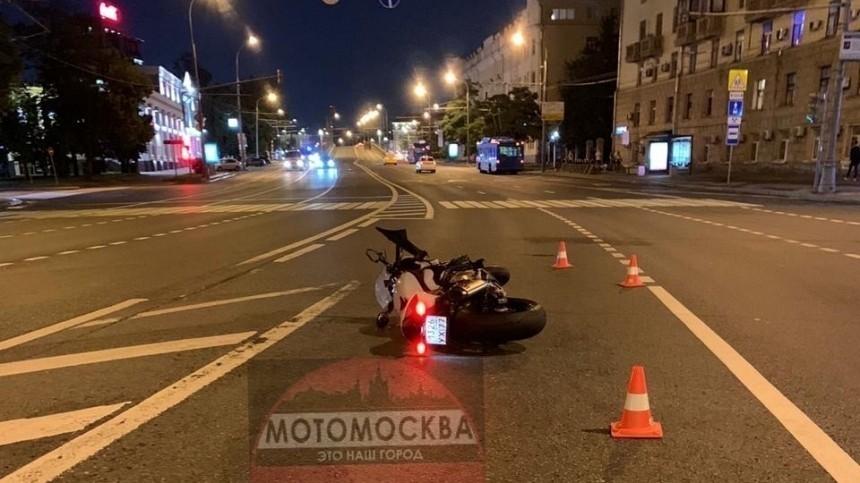 Сын известного банкира погиб после ДТП намотоцикле