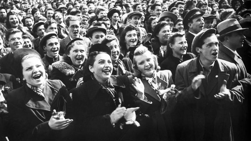 Ленинградский День Победы 75 лет назад: воспоминания его участников— видео