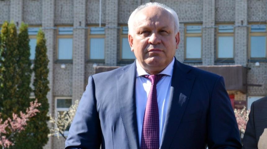 Мэра Саяногорска задержали завождение внетрезвом виде