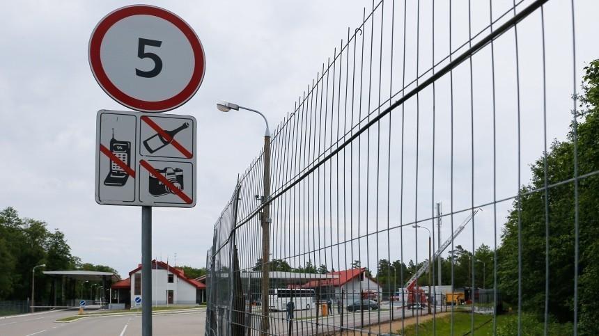 Литовец набайдарке незаконно пересек границу сРоссией— фото