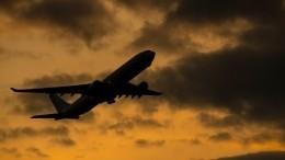 Пассажирский самолет выкатился запределы ВПП наКурилах