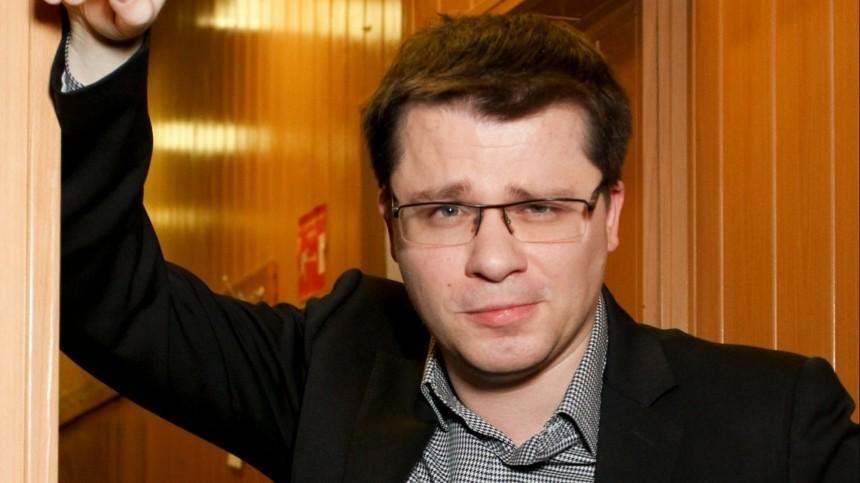 Харламов отметил расставание сАсмус шумной вечеринкой дорассвета
