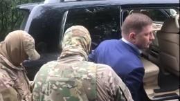 Журналист раскрыла темные пятна биографии задержанного Сергея Фургала